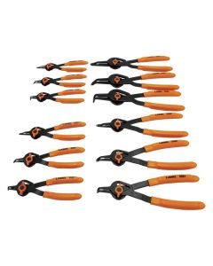 12pc Quick Switch Snap Ring Pliers
