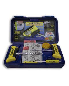 Blue Tire Repair Kit