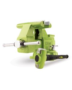 Wilton B.A.S.H Special Edition 6.5 in. Utility Bench Vise and FREE 4 lb. Sledge Hammer Combo