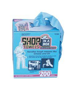 Scott Original Shop Towels in a Box (Pallet of 160 Boxes)