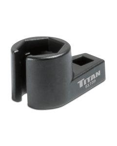 Titan Offset oxygen sensor socket