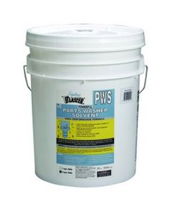 Parts Washer Solvent, Safe for All Metal and Most Plastic, Leaves No Film, 5 Gallon Pail