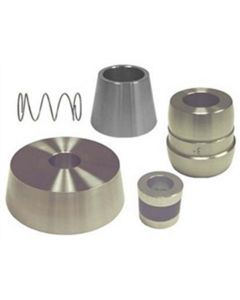 18-pc Same Set as #AS4368 Without AN3102 Arbor and AR3101 Nut