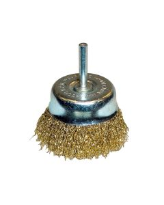 "3"" Coarse Crimped End Wire Cup Brush (EA)"