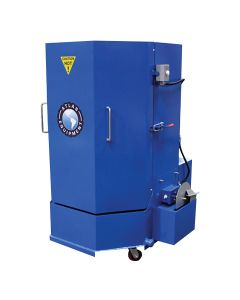 Atlas Spray Wash Cabinet, 550 lb., 50-Gallon Capacity