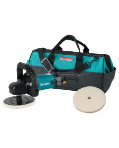 Makita 7 in. Polisher/Sander Kit with Bag