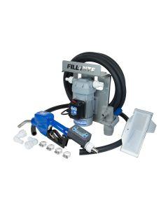 Tote Dispensing Pump System