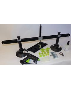 Pneumatic Glue Puller with Bridge and Powerful Suction Cups