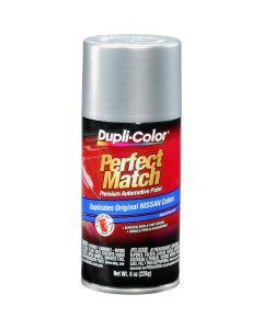 Perfect Match Automotive Paint, Nissan Platinum Metallic, 8 oz Aerosol Can