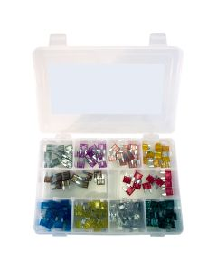 120 Piece Auto Fuse Assortment