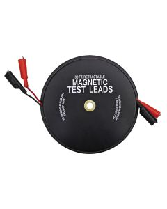2 x 30' Magnetic Retractable Test Leads