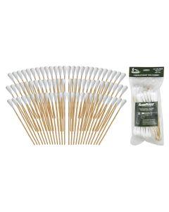 """.45 Caliber 8"""" bamboo handle 75 pcs RamRodz"""