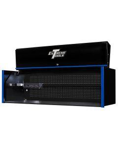 Extreme Tool RX Series Pro Hutch Black Blue Trim