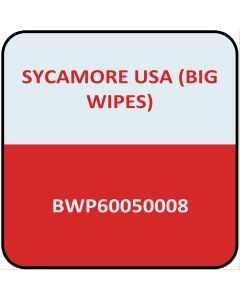 Big Wipes Floor Display (Empty, 32 Wipe Tubs)