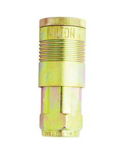"1/2"" NPT Female G-Style Coupler"
