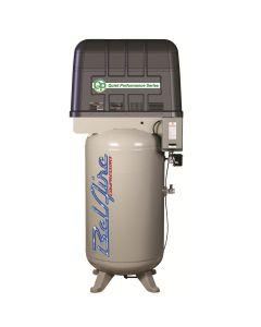 7.5 HP 80 Gallon 3 Phase Quiet Performance Compressor