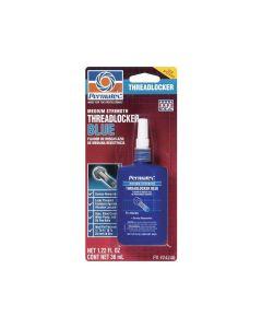 Medium Strength Threadlocker Blue, 36mL Bottle Carded