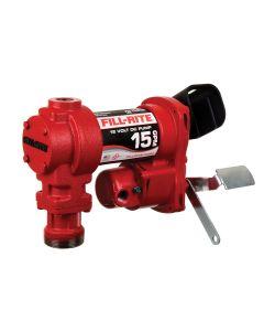 12V Fuel Transfer Pump 15GPM