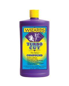 Turbo Cut Time Release Compound, 32 oz. Bottle