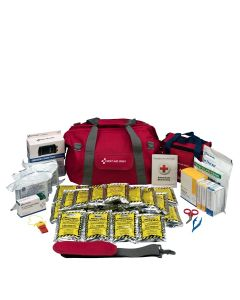 Emergency Prep, 24 Person, Large Fabric Bag