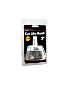"""3"""" Cup Wire Brush - Coarse"""