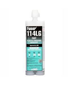 Fusor 114LG Plastic Finishing Adhesive (Case of 6)