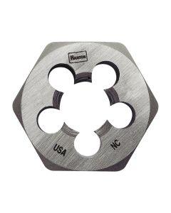 "High Carbon Steel Hexagon 1-13/16"" Across Flat Die 7/8""-14 NF"