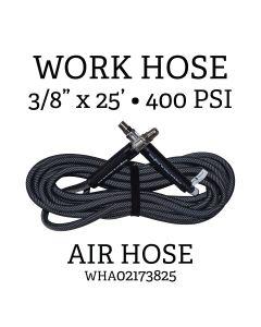3/8 in. x 25 ft. Flexible Air Hose