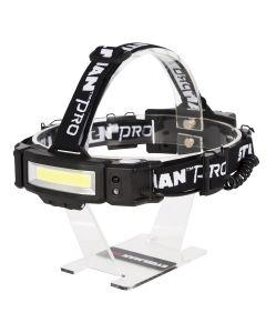 Slim Rechargeable COB Headlamp