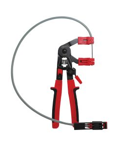 Mayhew Professional Hose Clamp Pliers with Flex Cable