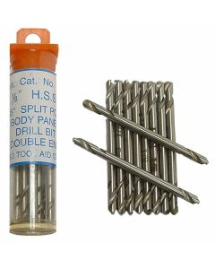 """1/8"""" Stubby Body Panel Drill Bit with Double Ends"""