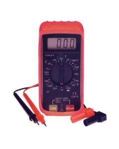 Digital Mini Multimeter With Holster