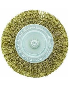 "2"" Crimped Wire Wheel w/ Shank"