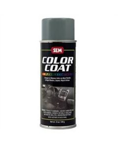 Color Coat, Low Luster Clear