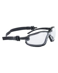 Anti-fog and Scratch Resistant Clear Lens Gloggles