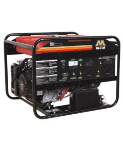 13.0HP Honda OHV 6000 W with Electric Start Generator