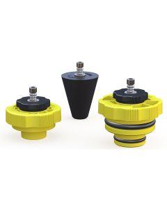 Power Steering Air Bleed Adapter Kit