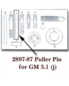 Puller Pin for GM 3.1 for KDT2897