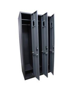 3 Tall Door Steel Locker