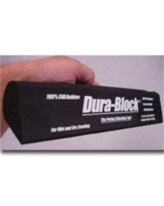 DURA BLOCK TEAR DROP SANDING BLOCK