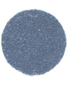 "2"" Blue Zirconia Disc, 24 Grit (50/Box)"