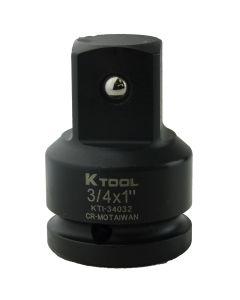 "3/4"" Female to 1"" Male Impact Socket Adapter (EA)"