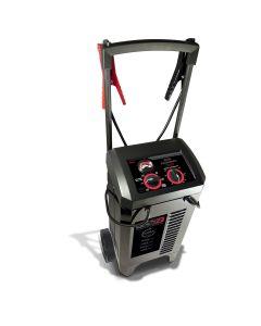 200/50/25/10 Amp, 12/24V Manual Wheel Charger