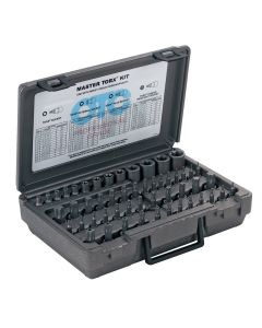 Master Torx Bit Socket Set (53-Piece)