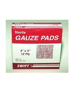 "Gauze Pads 4"" x 4"" (100 Pk.)"