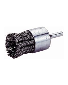 """Knotted End Brush, 1-1/2"""" Diameter"""