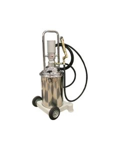 Stainless Steel Air Operated Grease Pump