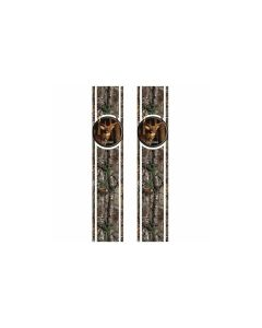 (2) 8 x 40 Bed Band Accent Strips Whitetail