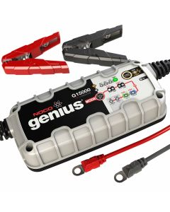 Noco Genius 15A Multi-Purpose Battery Charger