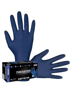 Box of 50 Thickster PF Latex Disp. Gloves, XL